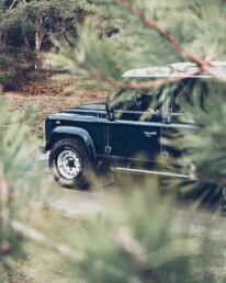 Land Rover Defender 110 Pure adventure